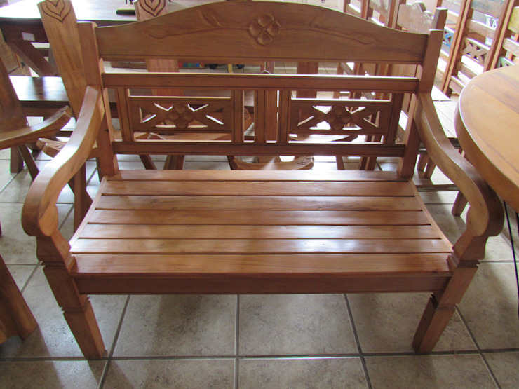 Barrocarte Living roomStools & chairs Solid Wood
