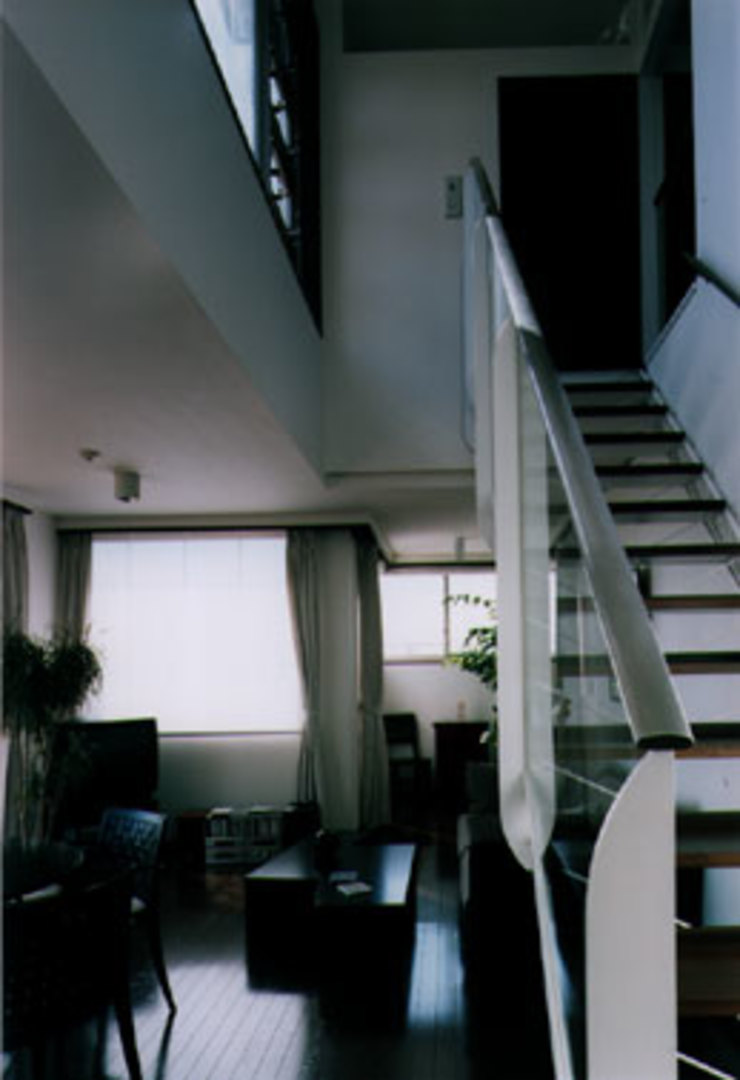東京デザインパーティー|照明デザイン 特注照明器具 现代客厅設計點子、靈感 & 圖片