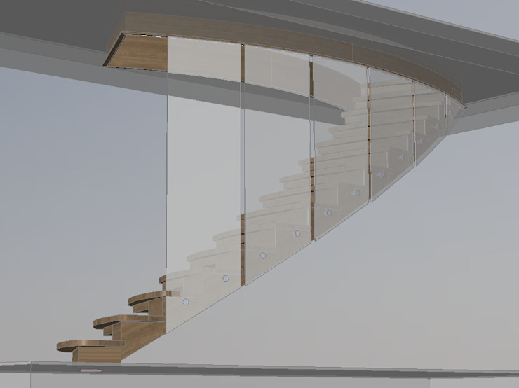 Maša Zorn Stairs Wood