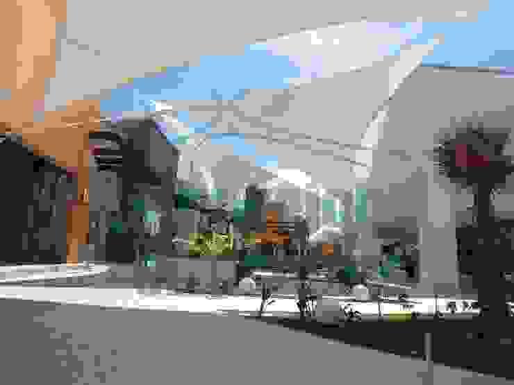 Estructuras ligeras Shopping Centres White