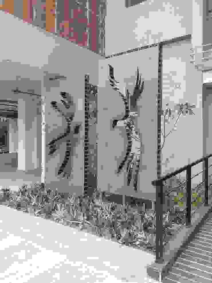 mrittika, the sculpture 辦公大樓 鐵/鋼 Grey