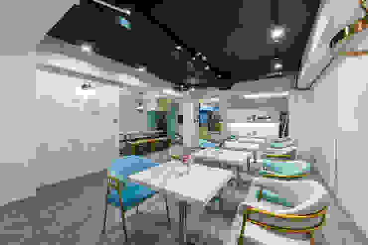 沙瑪室內裝修有限公司 Eclectic style commercial spaces