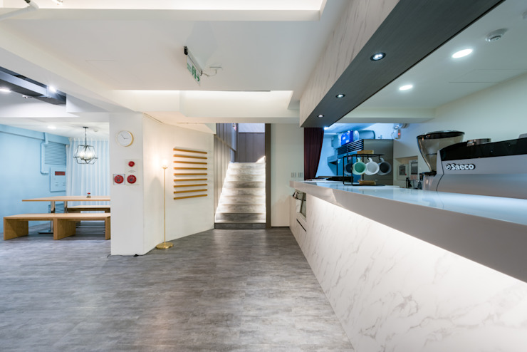 沙瑪室內裝修有限公司 Commercial Spaces
