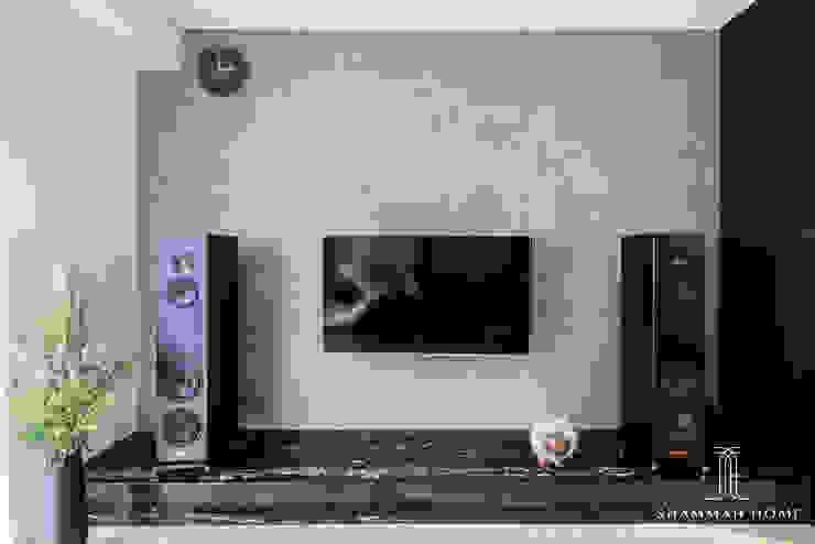 沙瑪室內裝修有限公司 Industrial style living room