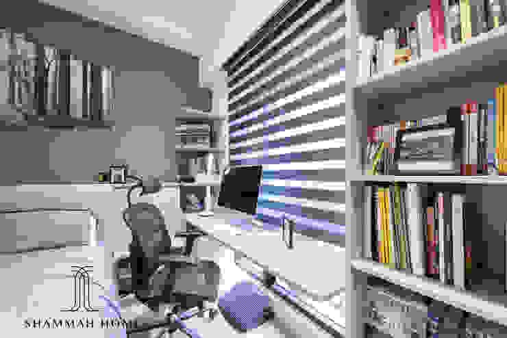 沙瑪室內裝修有限公司 Industrial style bedroom