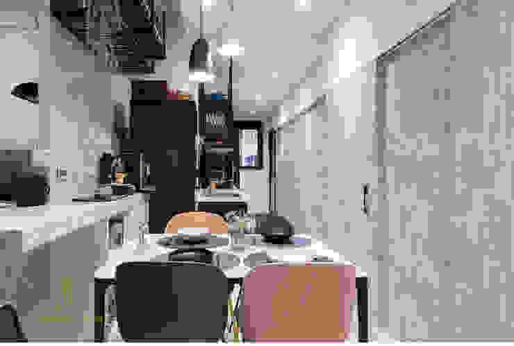 沙瑪室內裝修有限公司 Industrial style kitchen