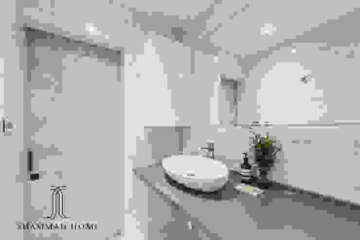 沙瑪室內裝修有限公司 Industrial style bathroom