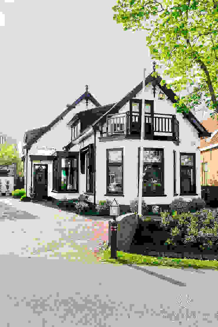 Pure & Original Maisons de campagne Blanc