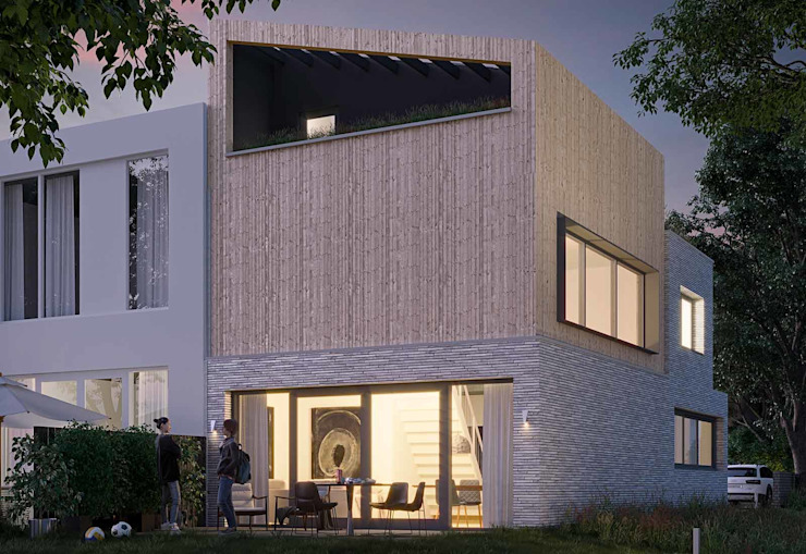 SCHAPENATJESDUIN KAVEL WONING | KIJKDUIN 2018 van Nugter Architectuur