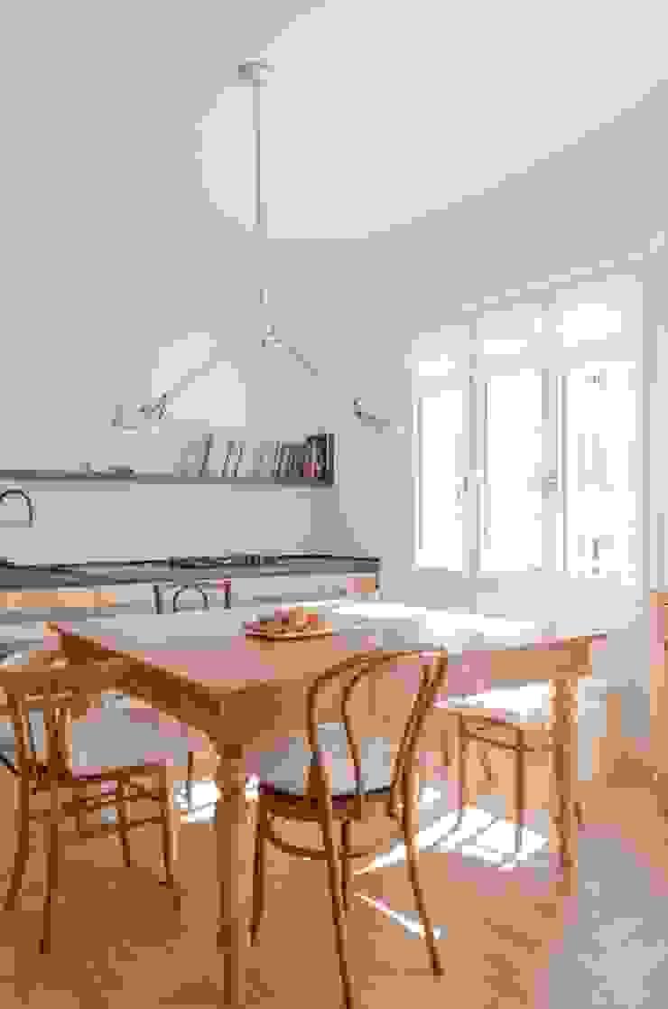 Angela Baghino Salones de estilo escandinavo