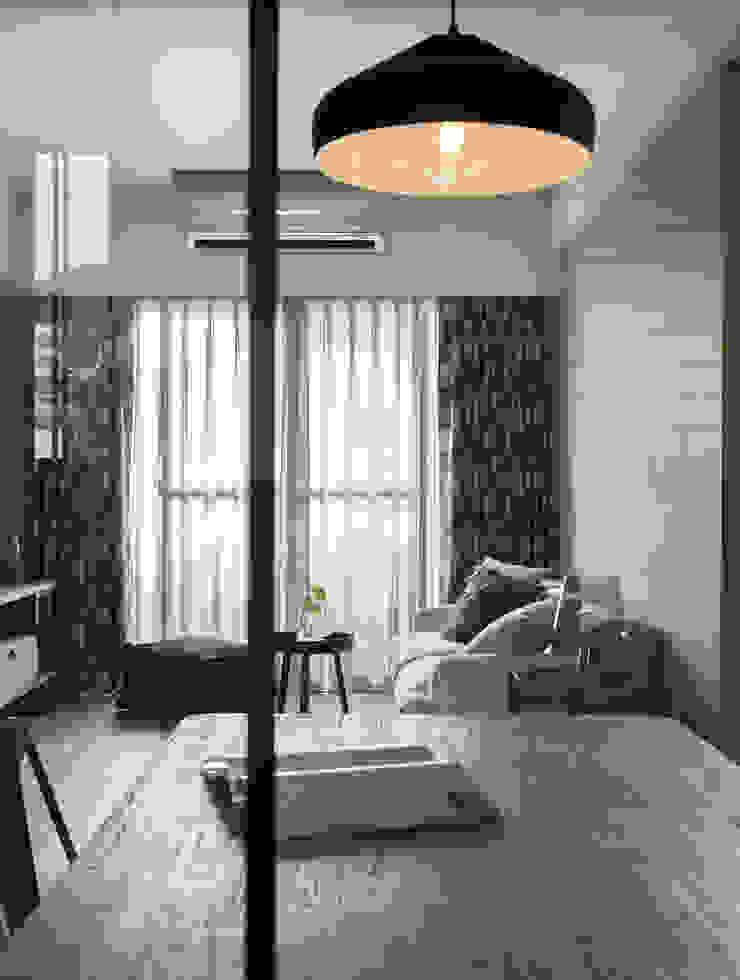 曜火 耀昀創意設計有限公司/Alfonso Ideas Scandinavian style windows & doors