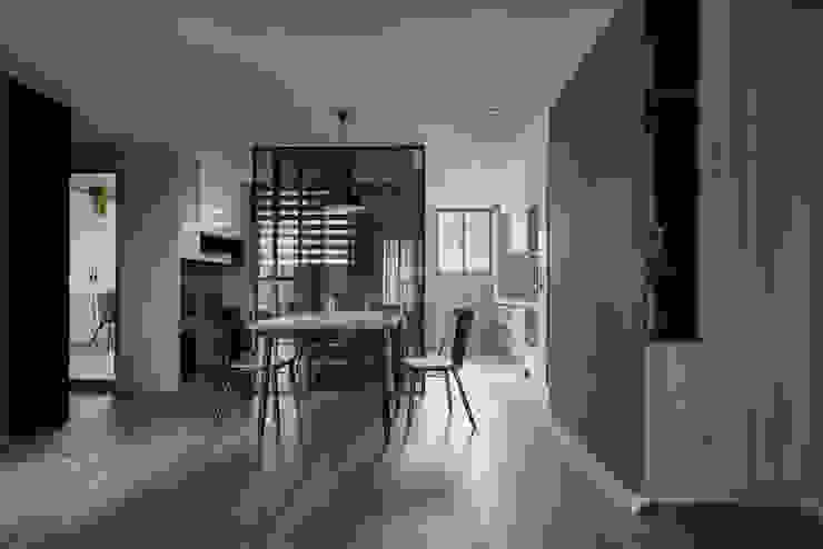 平行時空 耀昀創意設計有限公司/Alfonso Ideas Scandinavian style dining room