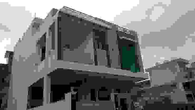 30'x60' house exterior divine architects