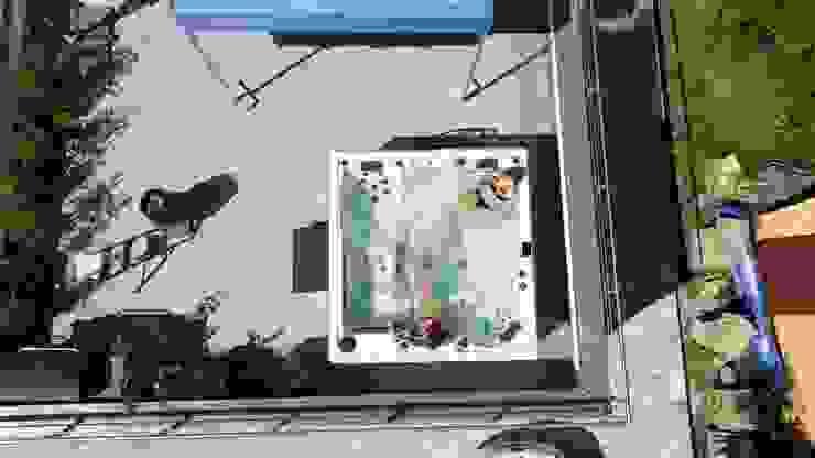 Whirlpool für die Dachterrasse ganz einfach aufstellen AIDA GmbH Whirlpools SpaMöbel