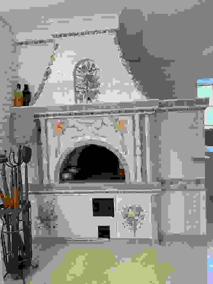 Клинская керамика 餐廳配件與裝飾品 陶器 White