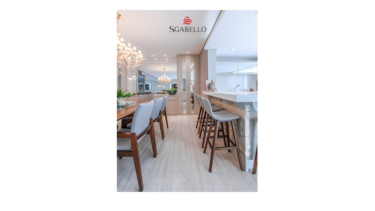 Sgabello Interiores Dining roomChairs & benches Beige