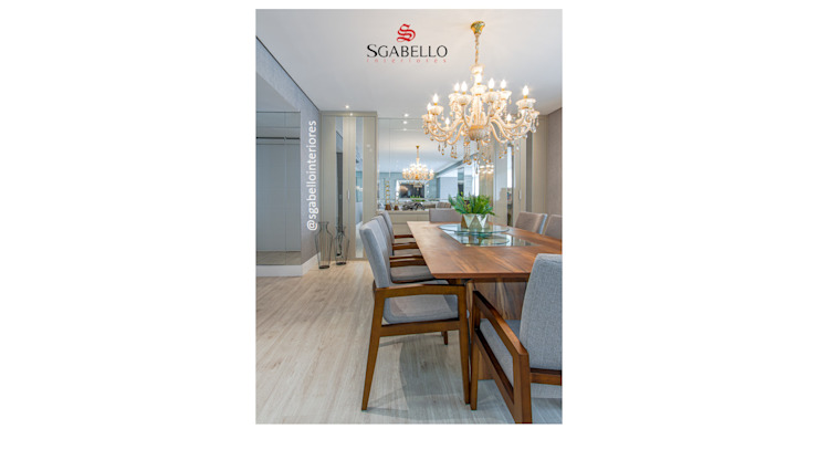 Sgabello Interiores Dining roomTables Wood effect