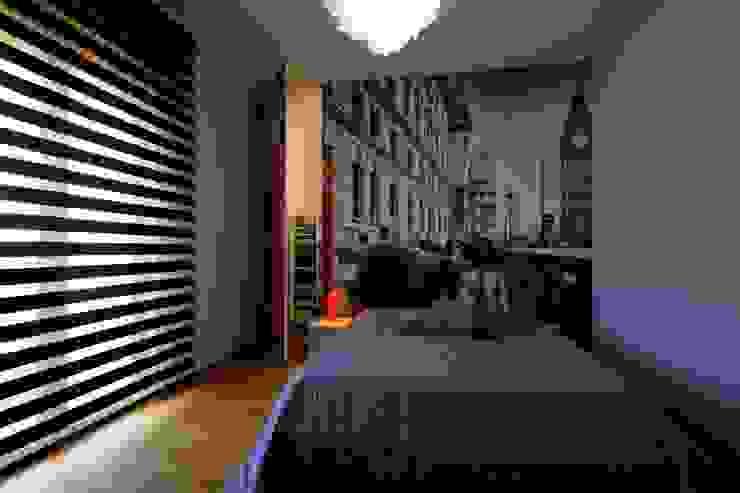 Studio Ferlenda Girls Bedroom Grey