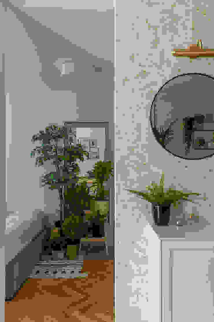 IDEALS . Marta Jaślan Interiors Eclectic style bedroom