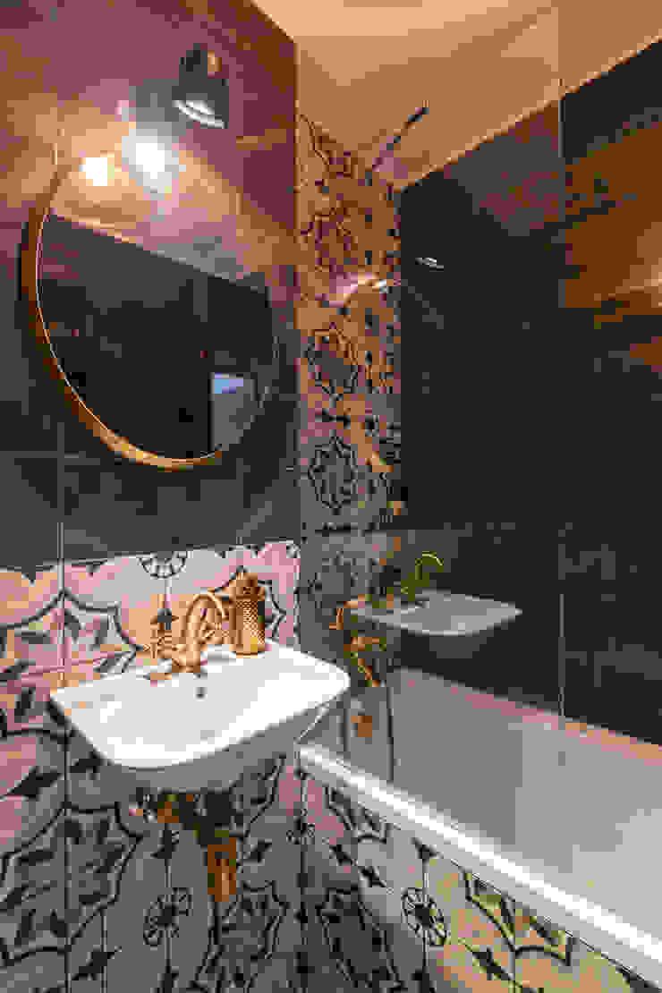 IDEALS . Marta Jaślan Interiors Eclectic style bathroom