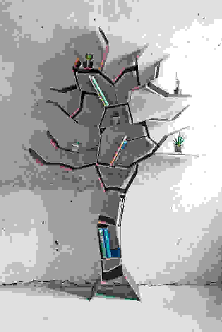 Libreria Albero di Roberto Corazza Moderno