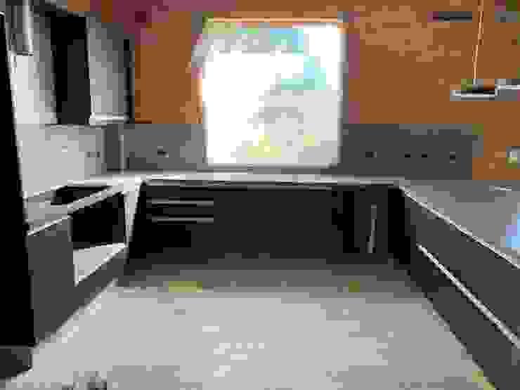 Fainzilber Arqts. ห้องครัว