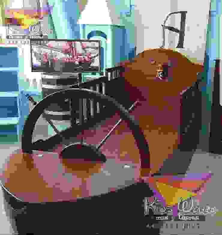 Kids Wolrd- Recamaras Literas y Muebles para niños Nursery/kid's roomBeds & cribs Kayu Buatan Wood effect
