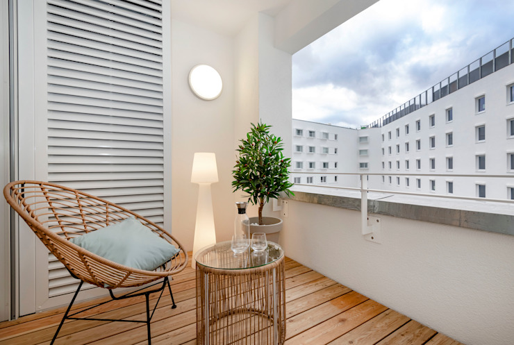 Cornelia Augustin Home Staging Balcony