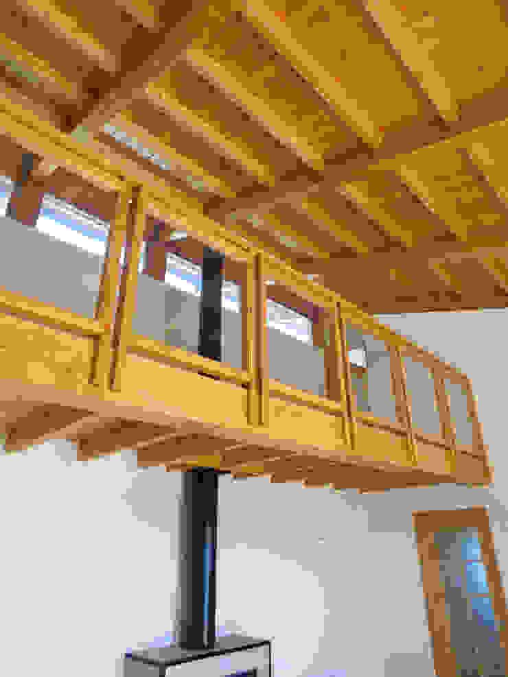 Luís Duarte Pacheco - Arquitecto Salon rustique Bois Blanc