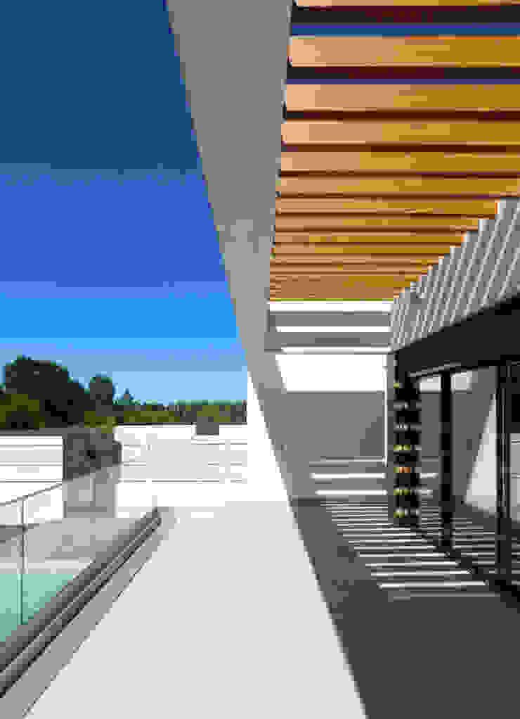 Luís Duarte Pacheco - Arquitecto Balcon Bois Blanc