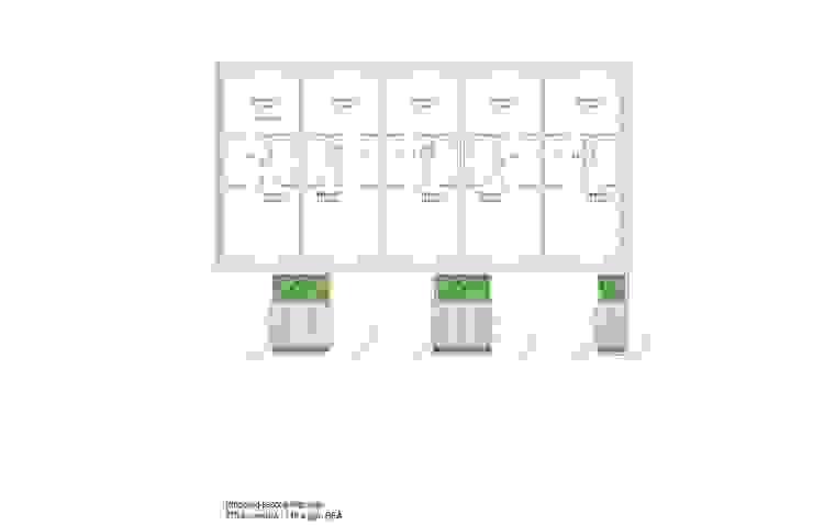 New multi-unit apartment designs, Croydon, London. Imagine Architects (Pty) Ltd