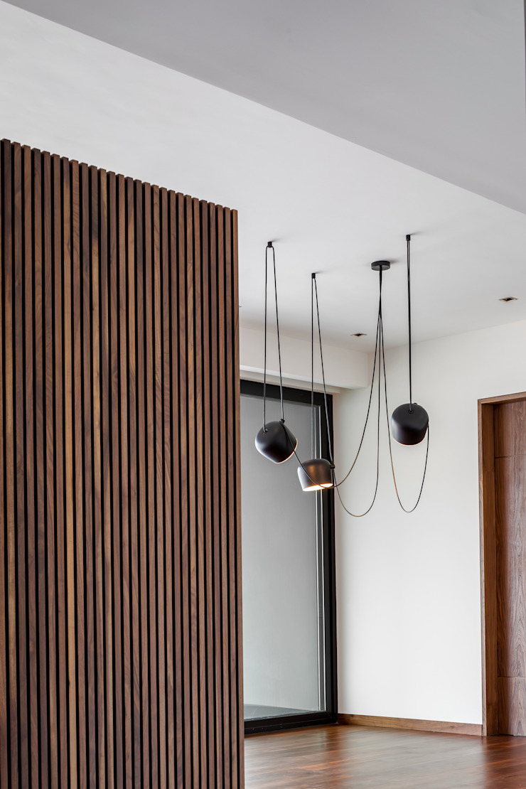 GLR Arquitectos Modern dining room