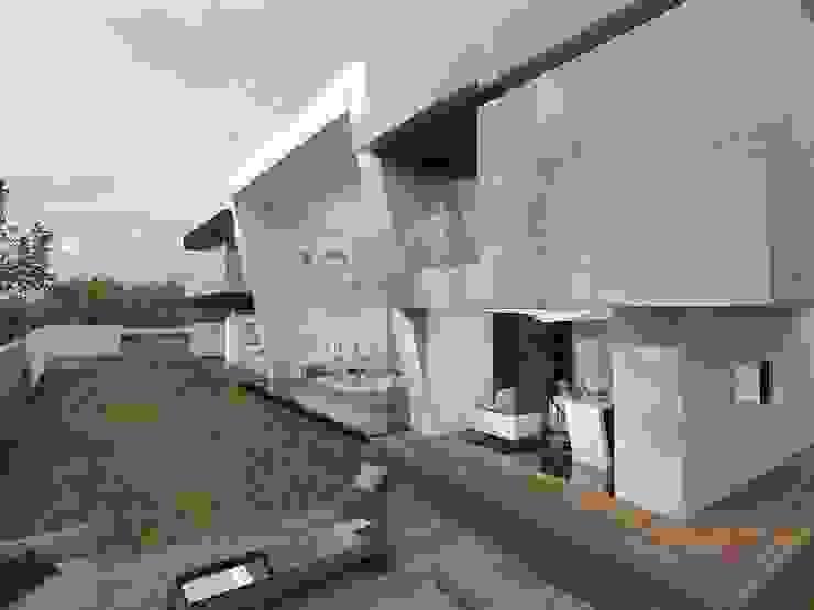 emARTquitectura Arte y Diseño Rumah tinggal