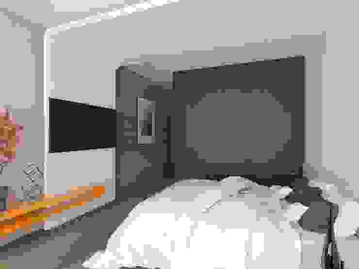 emARTquitectura Arte y Diseño Kamar Tidur Modern