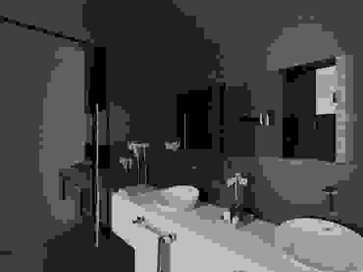 emARTquitectura Arte y Diseño Kamar Mandi Modern