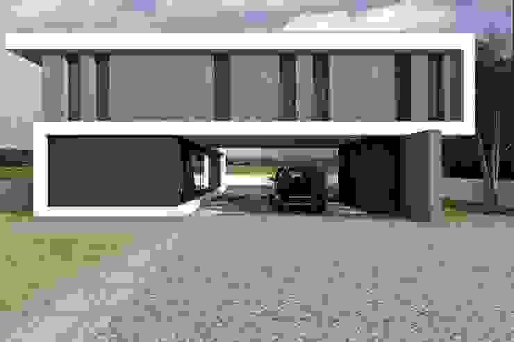 Projeto Rubi - Carpor por Magnific Home Lda Moderno