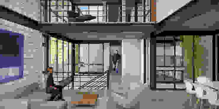 Casa C. Caicaguana, Caracas. BOCA proyectos Casas unifamiliares