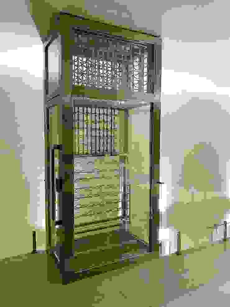 Gibeli Refrigeração ห้องเก็บไวน์ เหล็ก Metallic/Silver