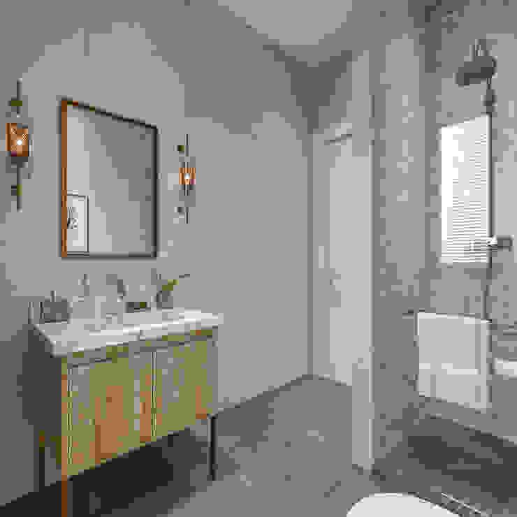 Villa Karaoğlanoğlu Modern Banyo yücel partners Modern