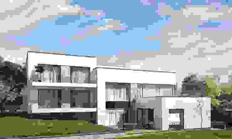 Дизайн-Центр Minimalist houses