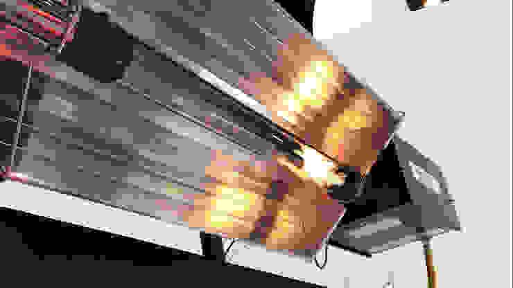 Calefacción por infrarrojos residencial/comercial Komfort Industrial Solemex