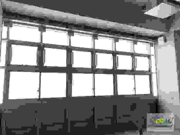 SHEV System In New MRT Station - photo 1 Soon Industrial Co., Ltd. Industrial windows & doors Aluminium/Zinc Metallic/Silver