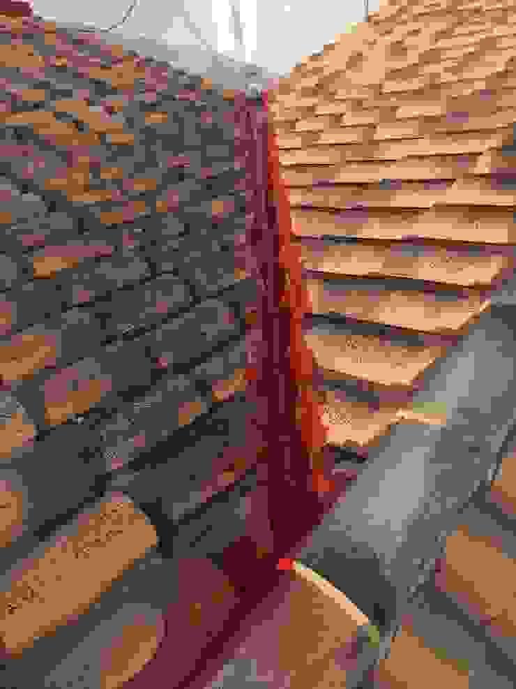 reparación, sellado e impermeabilización tejas curvas limahoya tejado vivienda unifamiliar EUROPA 9
