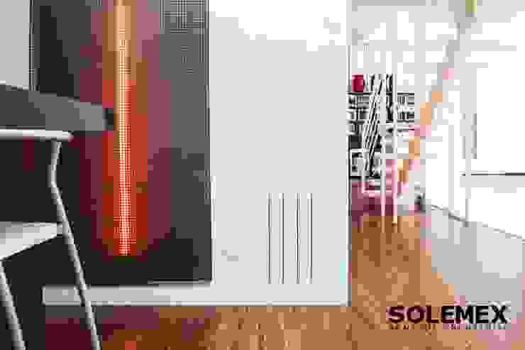 Calefacción eléctrica por radiadores Komfort Industrial Solemex HogarAccesorios y decoración