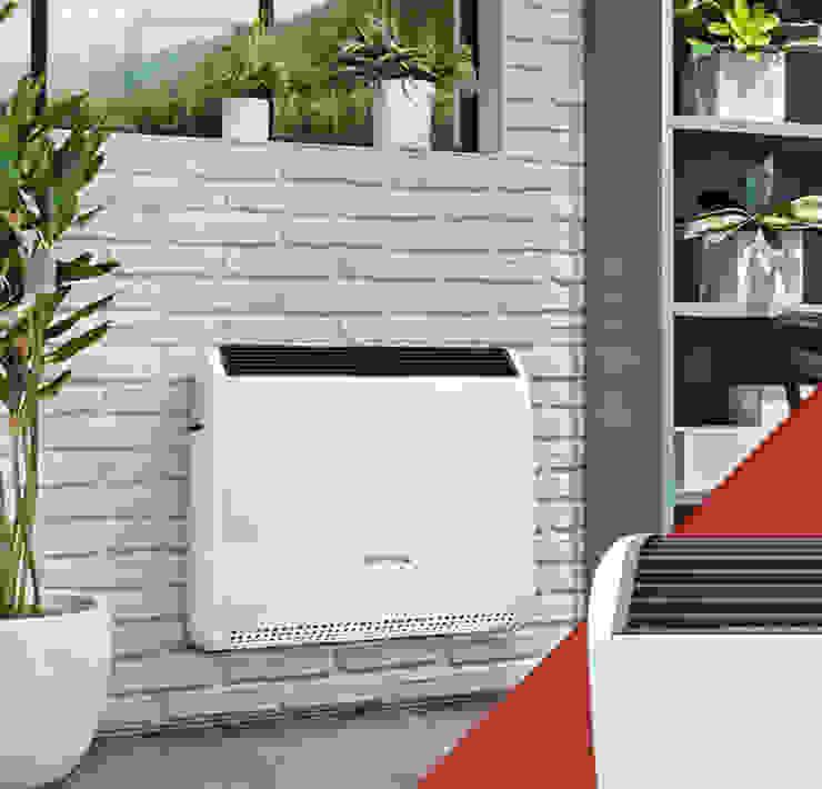 Radiador eléctrico Gazelle EVO Komfort Industrial Solemex HogarAccesorios y decoración