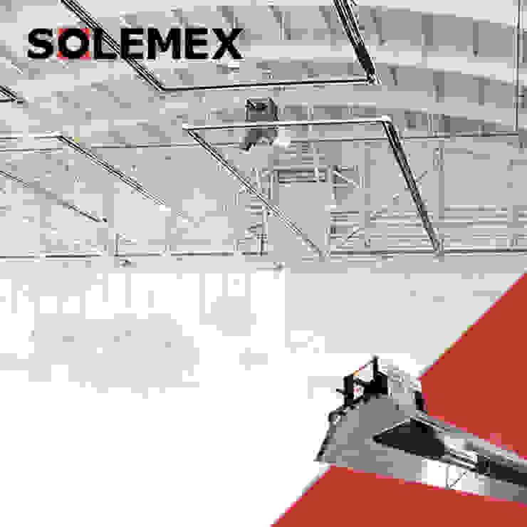 Calefacción por infrarrojos comercial/industrial Komfort Industrial Solemex