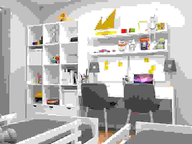 Oficina Rústica Nursery/kid's roomAccessories & decoration Wood