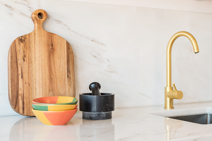 Cozinha da Casa da Colina Rima Design