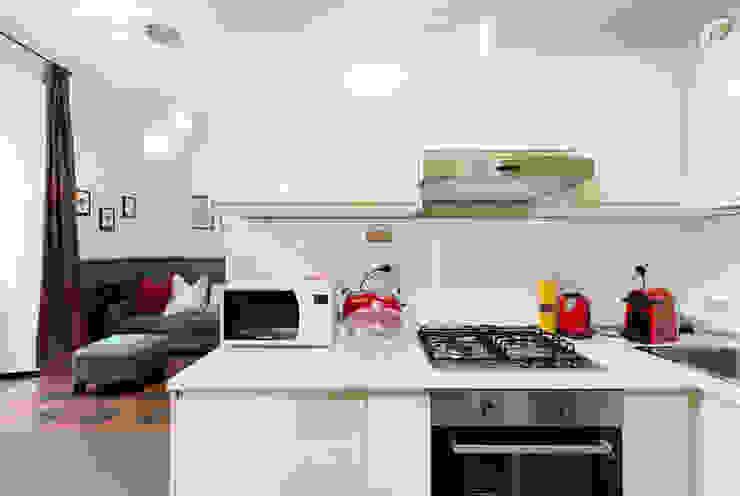 Tania Mariani Architecture & Interiors КухняСтільниці
