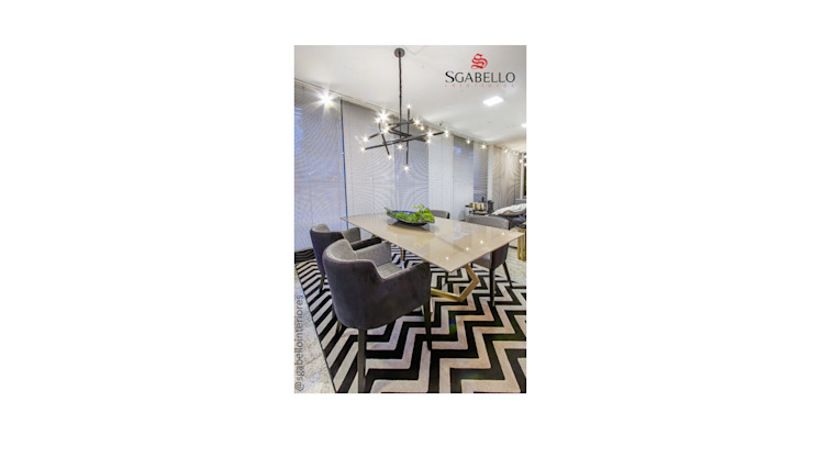 Sgabello Interiores Dining roomChairs & benches Black